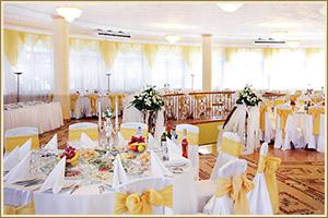 Ресторан на свадьбу в Алматы
